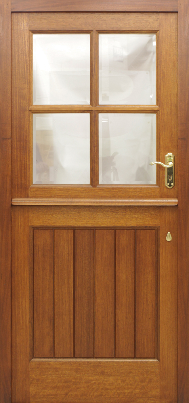Stable 4 Lite Pre Glazed 44mm External Front Doors