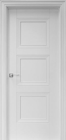 Amsterdam White Primed door (40mm)