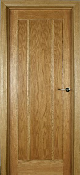 Aspen 3-Panel White Oak (40mm)