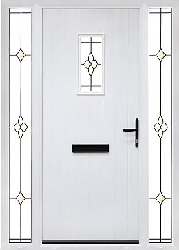 GRP Cottage Door