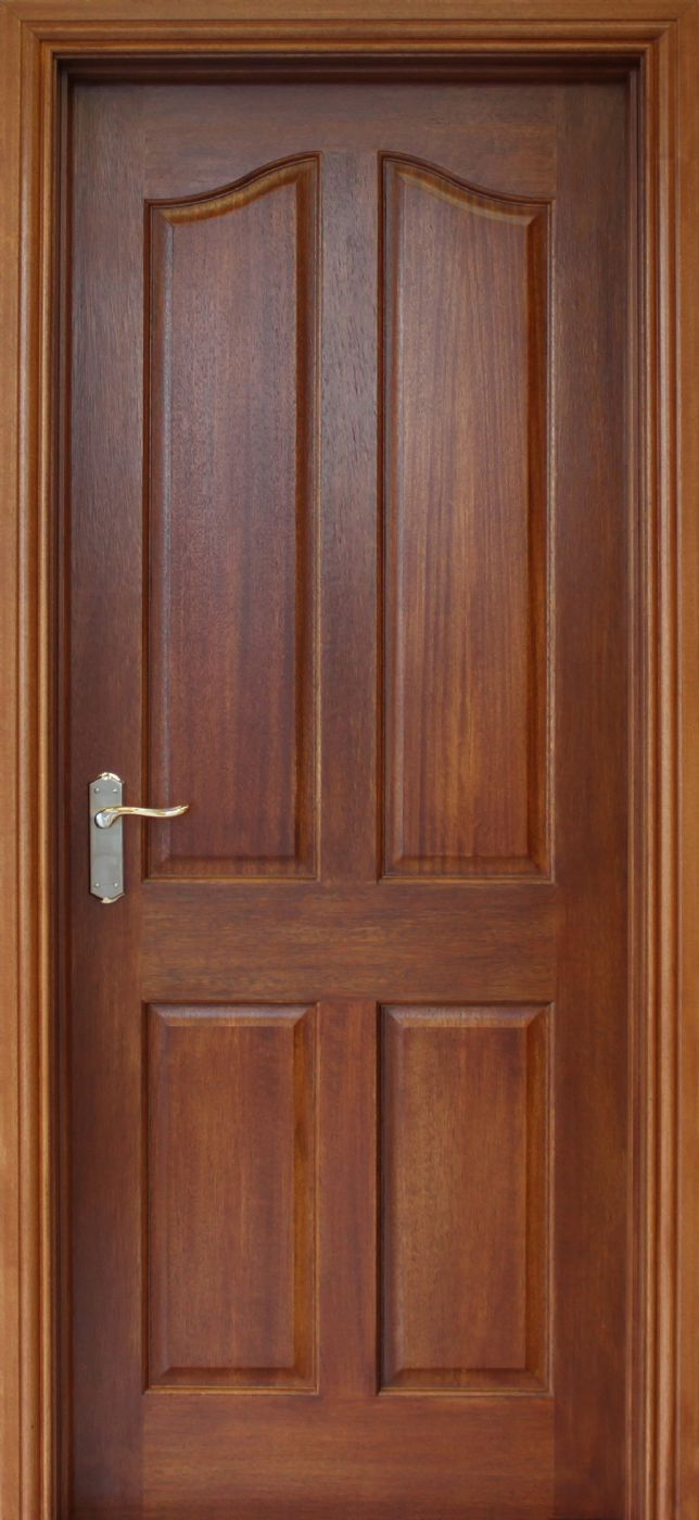 Brittany 40mm Internal Doors Mahogany Doors