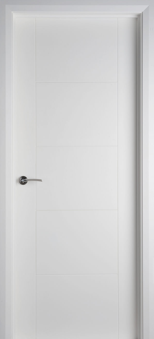 Iseo White Primed 40mm Internal Doors White Internal