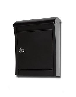 Orion black mail box