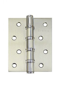 4 Slimline Satin Chrome BB hinge 'dorspec'