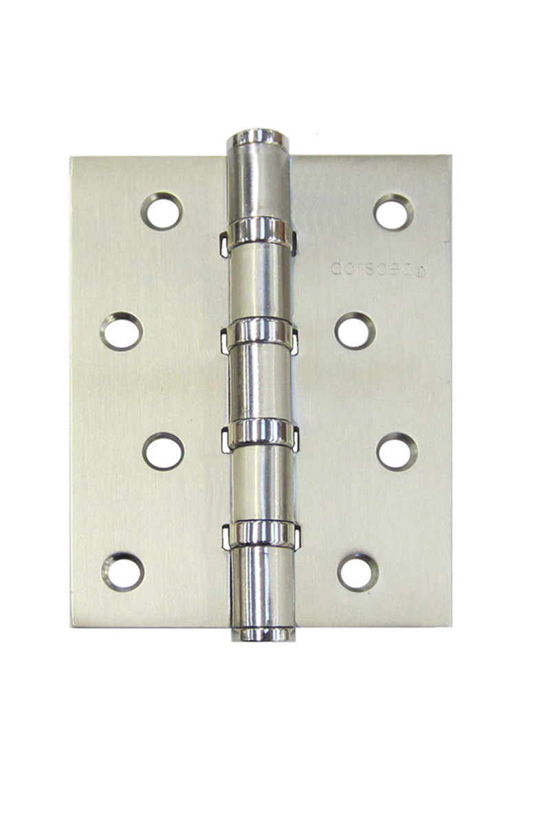 4 Quot Slimline Satin Chrome Bb Hinge Dorspec Door Handles