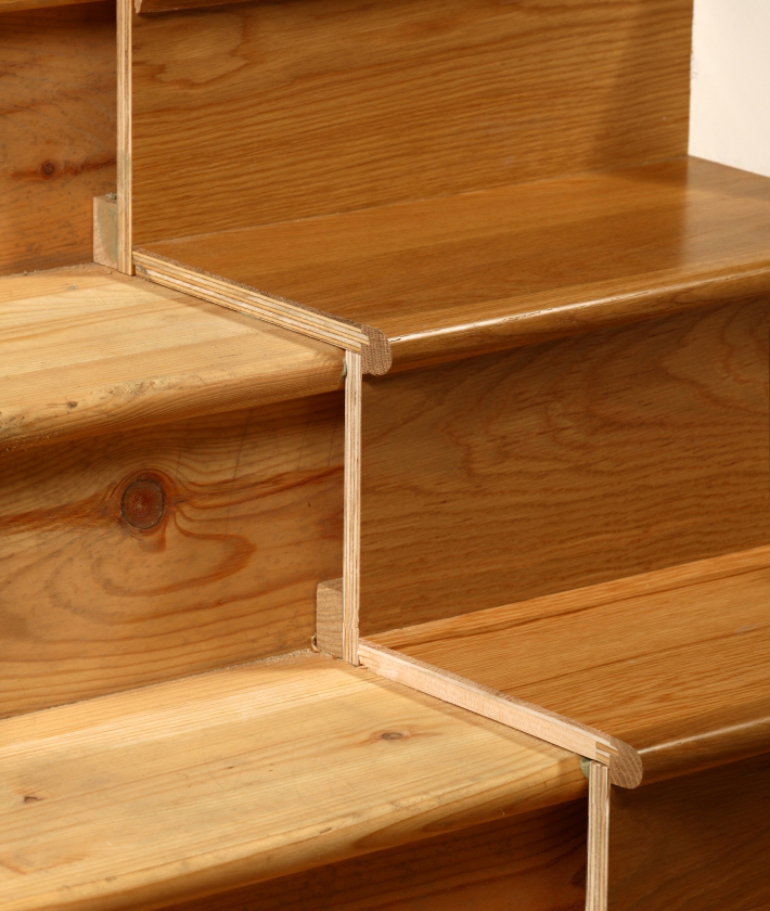 Stairclad Systems Staircasing Pine