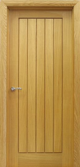 Mexicano A-Grade White Oak Door (40mm)