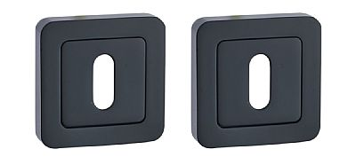 Square 'round edge' Escutcheon FB