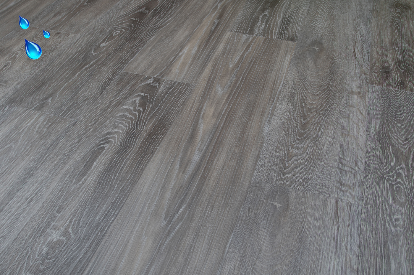 Weathered Oak Rigid Vinyl Click Floors Lvt Vinyl Flooring