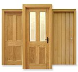 Pippy Oak Doors