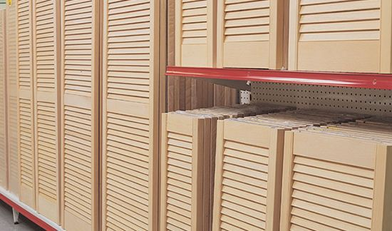 Slatted Doors Amp Slatted Louvre Doors 108