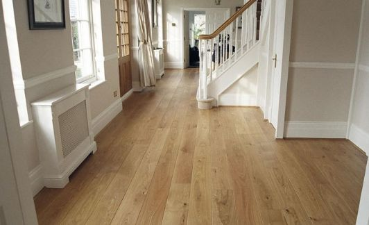 Real Wood Flooring & Floors from The Door Store in Belfast | High Quality Flooring