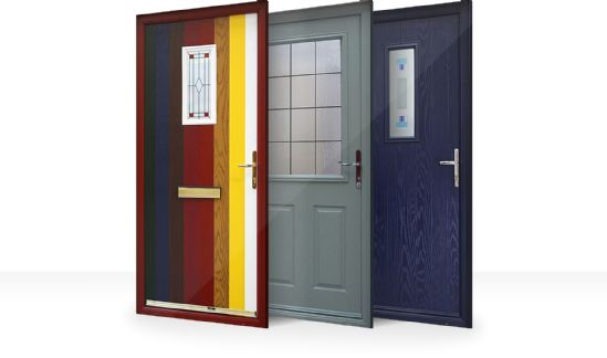 GRP/Composite  sc 1 st  The Door Store & External Doors from The Door Store | Quality Exterior Doors ...