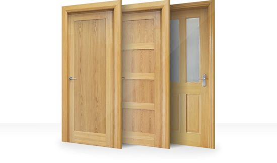 Internal Doors from The Door Store | Quality interior doors