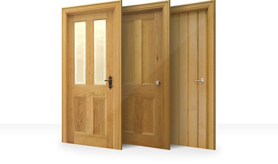 Pippy Oak Doors  sc 1 th 172 & Doors Interior doors \u0026 External doors | The Door Store UK