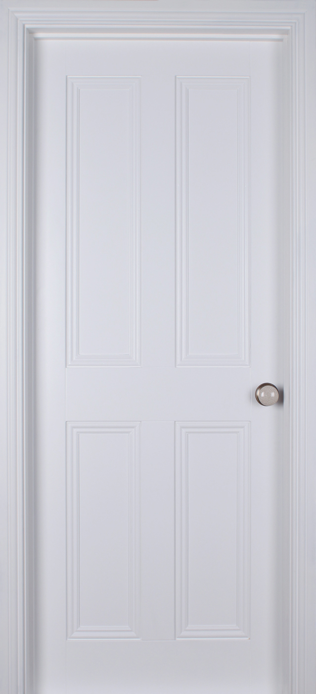 Ardmore 4 Panel White Primed (40mm) | Internal Doors ...