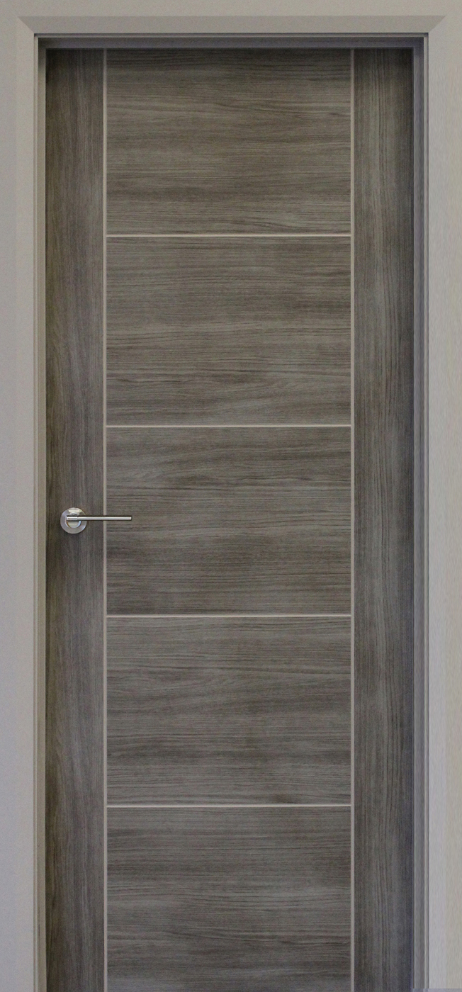 Vancouver Granite Grey Internal Doors Laminate Doors