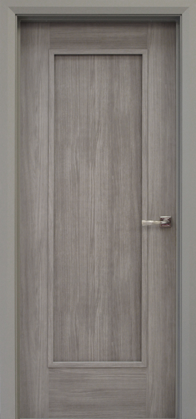 Shaker 1 Panel Lava Grey Internal Doors Laminate Doors