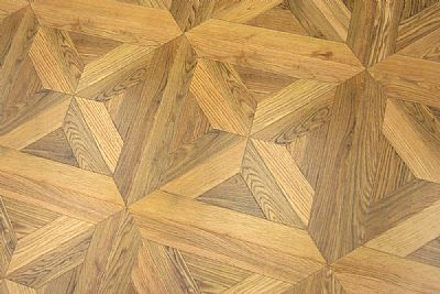 Parquet Mid Oak Laminate Flooring