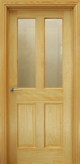 Oxford Pre-Glazed Radiata Pine Door (40mm)