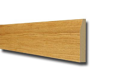 Bevelled Skirting