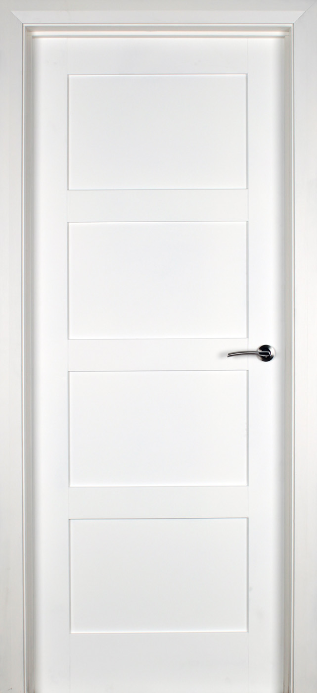 Trade Spec Contemporary 4 Panel 40mm Internal Doors