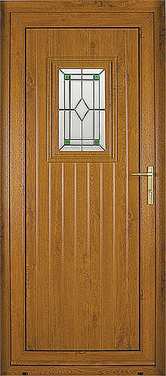 Upvc Cottage Wg External Front Doors Upvc