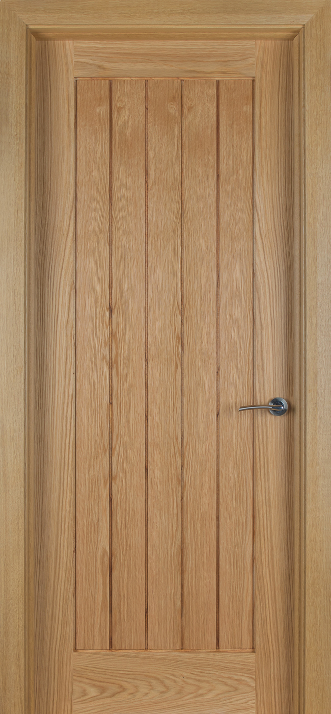 Genoa Oak Door (40mm) & Genoa Oak Door (40mm) | Internal Doors | Oak Doors