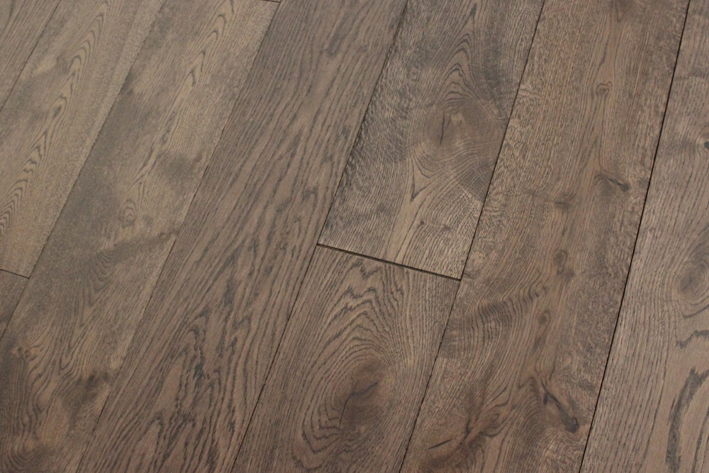 190mm Dark Oak Floors Real Wood Flooring