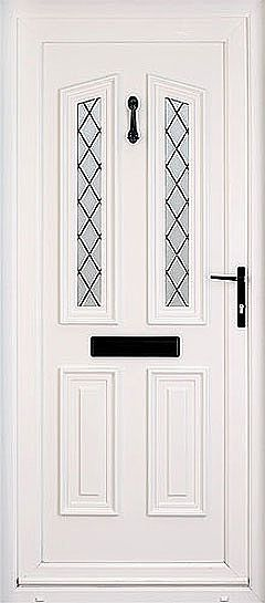 Upvc Exeter External Front Doors Upvc