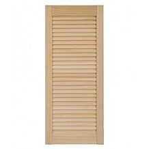 Radiata Pine Louvre Doors (Height 60 / 1525mm)