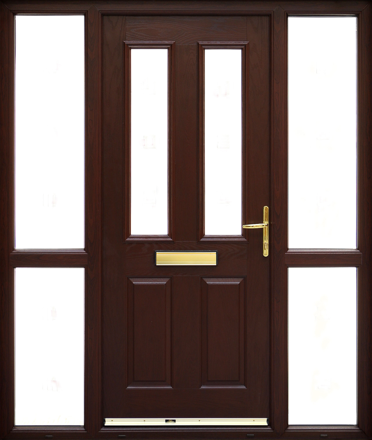 GRP Oxford (woodgrain)  sc 1 st  The Door Store : doors oxford - pezcame.com
