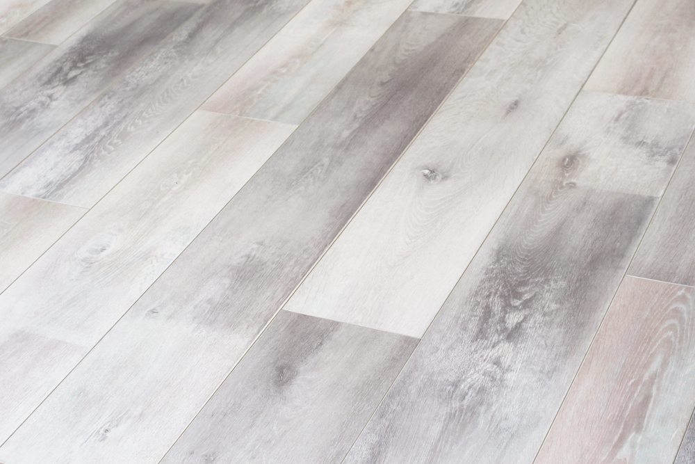 Painted Oak Country Laminate Flooring Special Offers