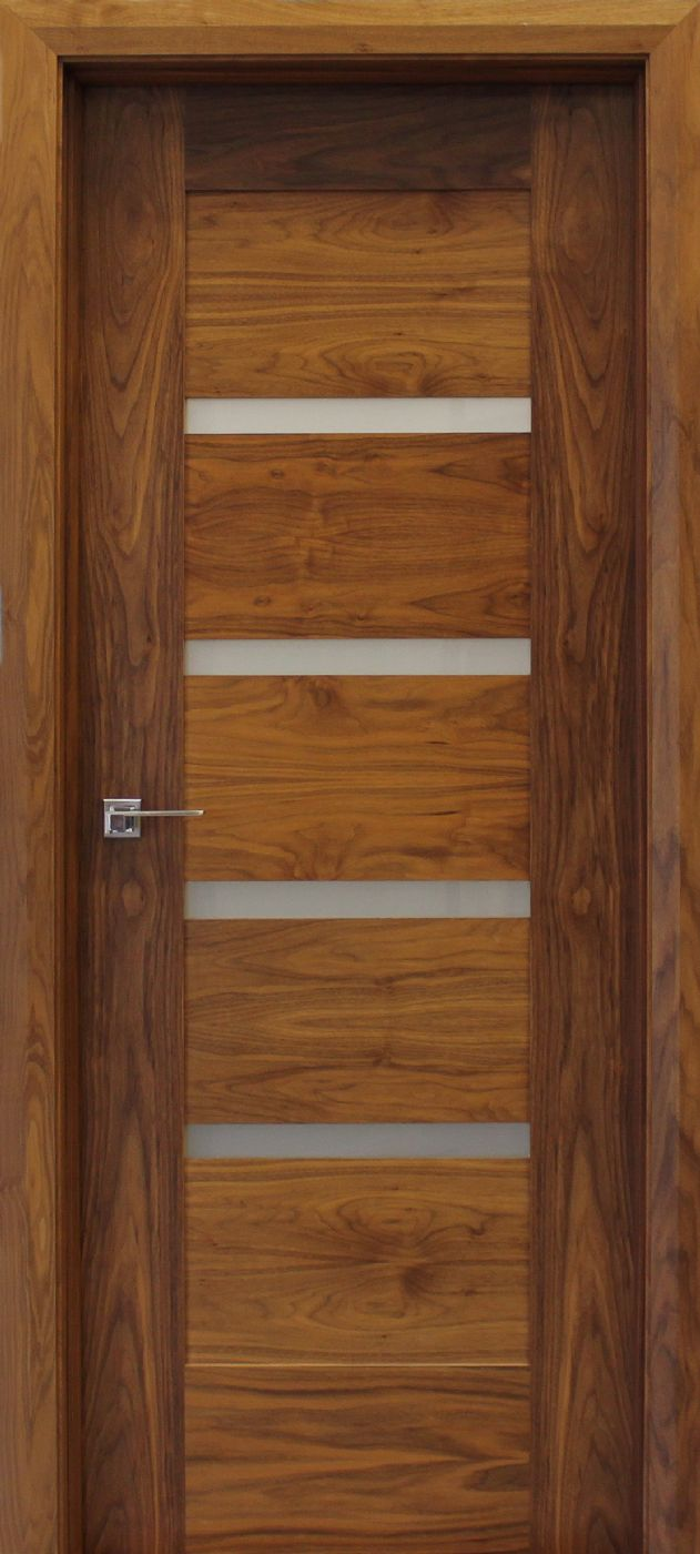 Shaker Vision 40mm Internal Doors Walnut Doors
