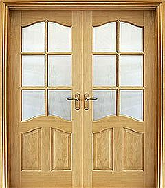 Collection wooden internal double doors pictures woonv surrey pre glazed oak 40mm shown as double doors internal planetlyrics Gallery