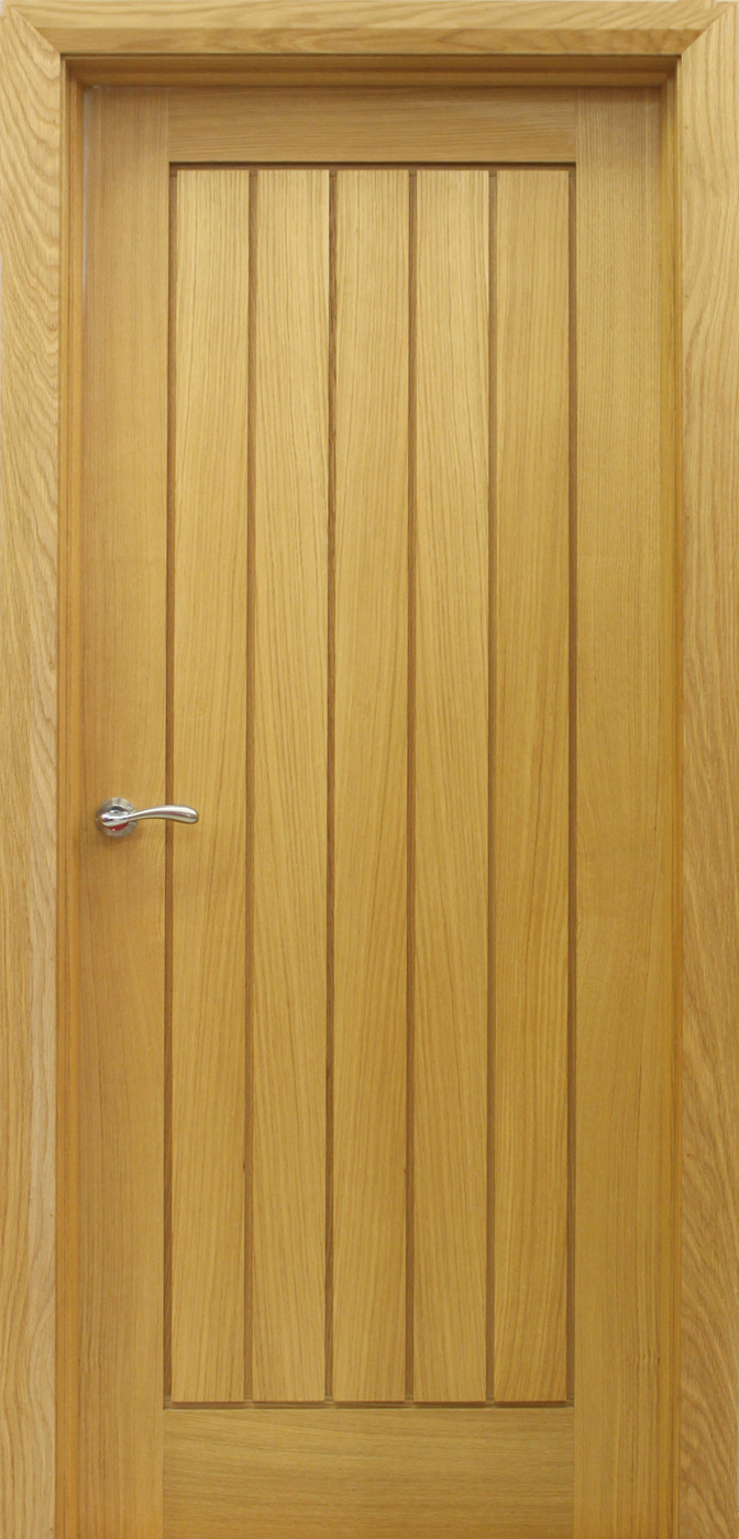 Gentil Mexicano A Grade White Oak Door (40mm)